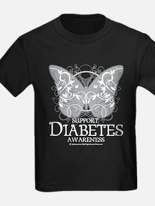 Diabetes Butterfly T