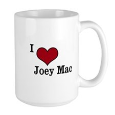 I <3 Joey Mac Mug