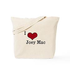 I <3 Joey Mac Tote Bag