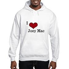 I <3 Joey Mac Hoodie