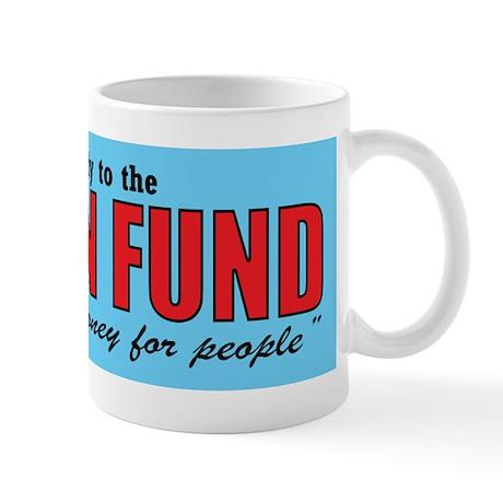 Human Fund Mug