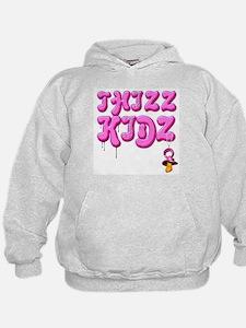 Thizz Kidz [Baby PINK] Hoodie