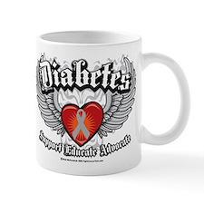 Diabetes Wings Mug