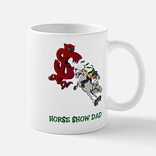 Horse Show Dad Mug