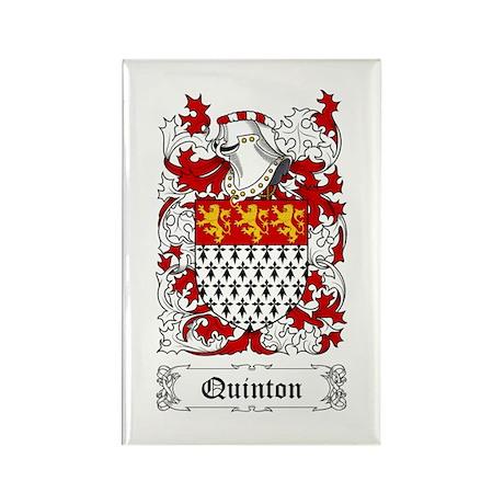 Quinton Rectangle Magnet (10 pack)