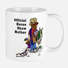 Horse Show Mom -Western Mug