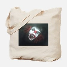 Cute Scary Tote Bag