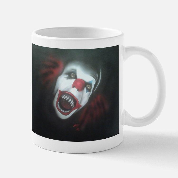 Cute Scary clowns Mug