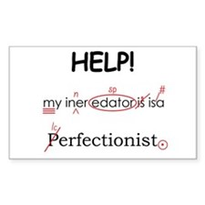 Perfectionist Editor Decal