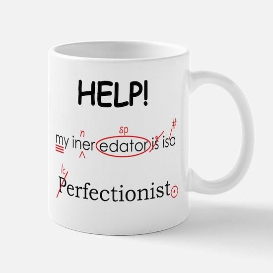 Perfectionist Editor Mug