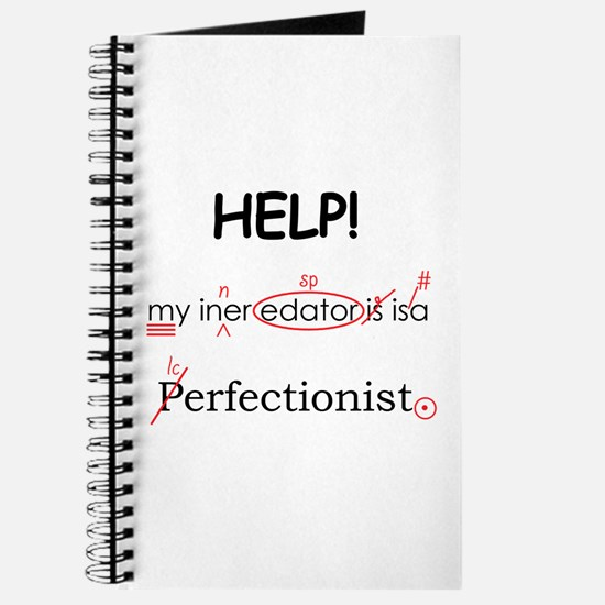 Perfectionist Editor Journal