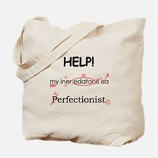 Perfectionist Editor Tote Bag