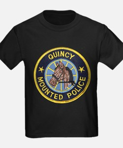 Quincy Mounted Police T