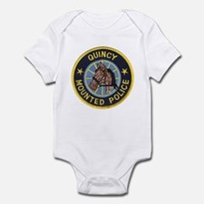 Quincy Mounted Police Infant Bodysuit