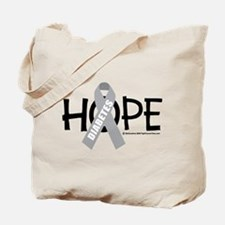 Diabetes Hope Tote Bag