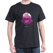 Kawaii Cat Cauldron T-Shirt