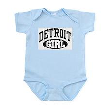 Detroit Girl Infant Creeper