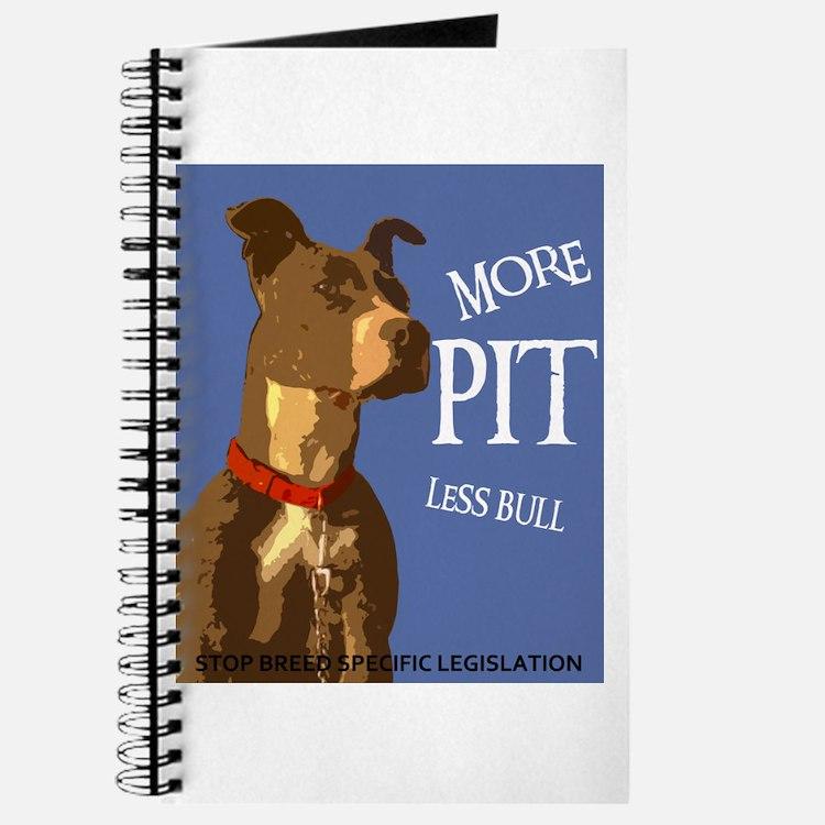 More Pit Less Bull Journal