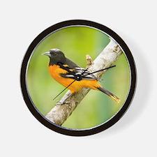Bird Photo Wall Clock