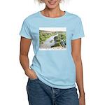 Santa Ana River Yeti Women's Light T-Shirt