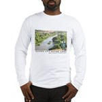Santa Ana River Yeti Long Sleeve T-Shirt
