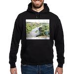 Santa Ana River Yeti Hoodie (dark)