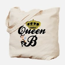 Queen Bee Tote Bage