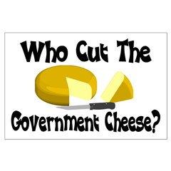Government Cheese Posters