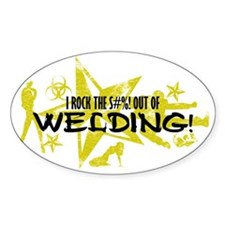 I ROCK THE S#%! - WELDING Decal