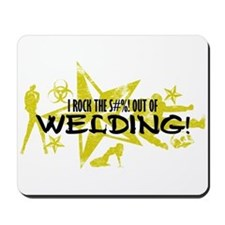 I ROCK THE S#%! - WELDING Mousepad