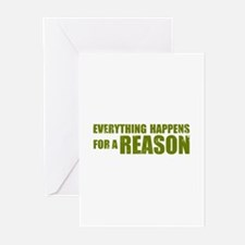 Lost - Reason Greeting Cards (Pk of 10)