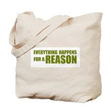 Lost - Reason Tote Bag