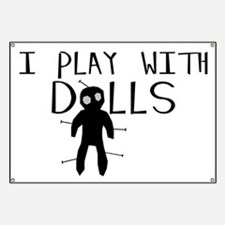 Play With Dolls Banner
