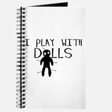 Play With Dolls Journal
