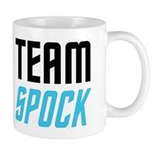Team Spock Small Mug