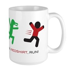 Run, Redshirt, Run! Mug