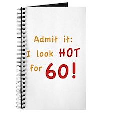 Sexy 60th Birthday Journal