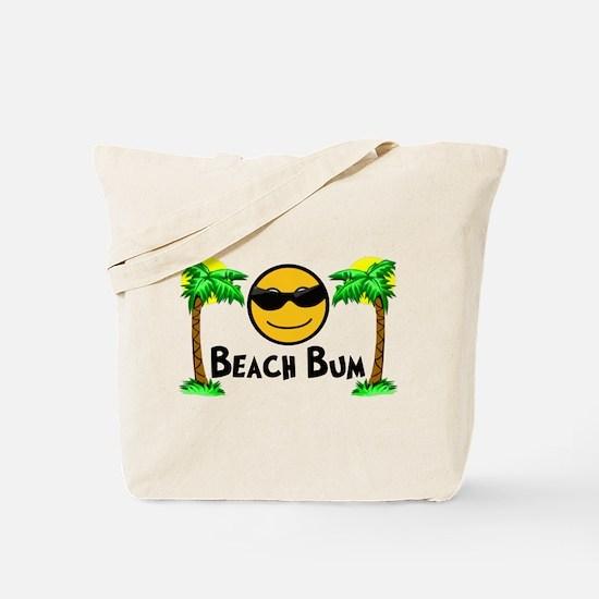 Beach Bum Tote Bag