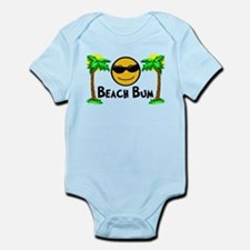 Beach Bum Infant Bodysuit