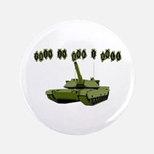 "How I Roll Tank 3.5"" Button (100 pack)"