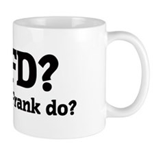 What would Frank do? Mug