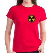 Radiation Warning Tee