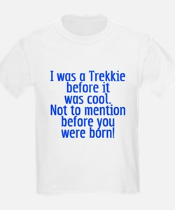 Star Trek Trekkie Cool T-Shirt