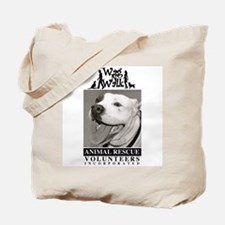 Monty - Wag N Walk Tote Bag