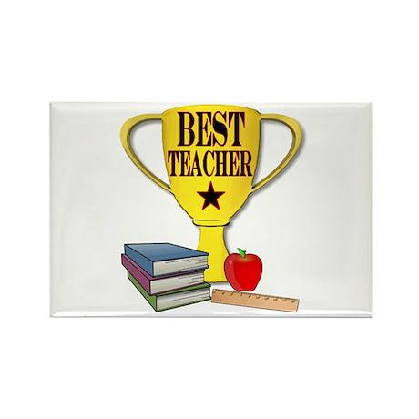 Favorite Teacher Rectangle Magnet (100 pack)