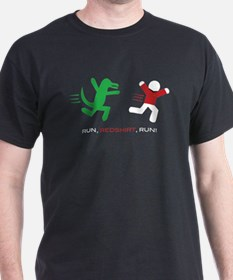 Run, Redshirt, Run! T-Shirt