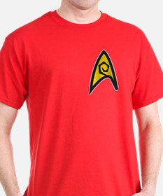 Red Shirt Insignia T-Shirt