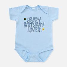 Happy Birthday Lover Infant Bodysuit