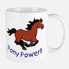 Pony Power Mug