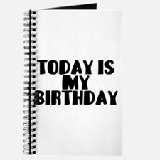 Birthday Today Journal